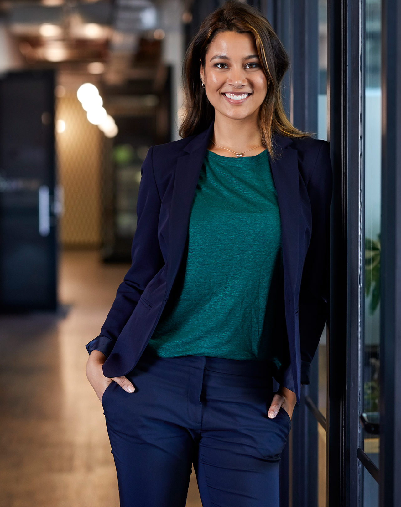 Castlepoint Wealth Advisors clients - business woman living abundantly