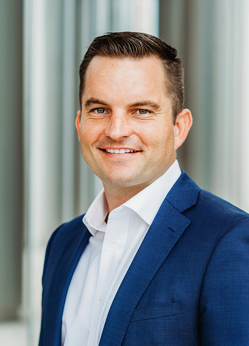 Castlepoint Wealth Advisors | Oklahoma Wealth Advisors | Jake Weatherford - Partner & Advisor