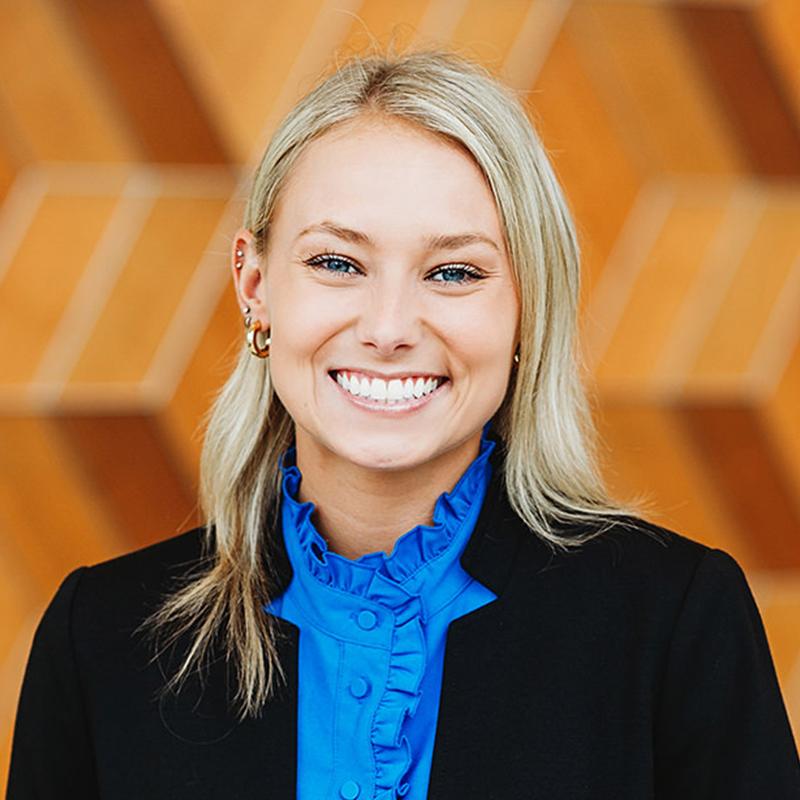 Castlepoint Wealth Advisors | Oklahoma Wealth Advisors | Reagan Ellis - Client Services Administrator