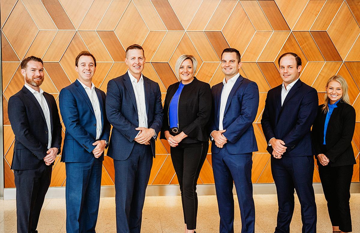 Castlepoint Wealth Advisors Team Photo | Oklahoma Wealth Advisor
